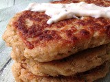 Crab Cakes with Chipotle Mayonnasie
