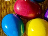 Dye Easter Eggs Easily
