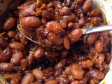 New England Style Baked Beans