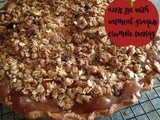 Oatmeal Granola Crumble Topping for Pie
