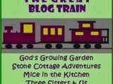 October  Great Blog Train  Features