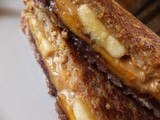 Pbj Banana Grilled Cheese Sandwich
