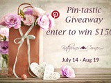 Pin-Tastic Giveaway Pinterest Party
