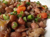 Pinto Beans with Pork Neck Bones