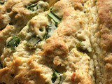 Roasted Asparagus Scones