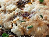 Smoky Sun-Dried Tomato Scones