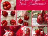 Special Stuffed Fresh Strawberries