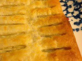 Spinach and Artichoke Puff Pastry