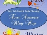 Welcome to the Four Seasons Blog Hop