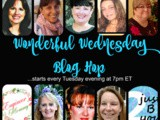 Wonderful Wednesday Blog Hop #236