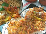 Crunchy Cabbage Fritter