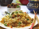 Mixed Non-Veg Fried Rice Chinese style