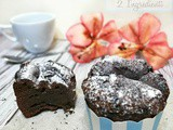 Muffin alla Nutella con solo 2 Ingredienti