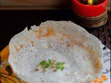 Appam (No Yeast/No Soda/No Eno fruit Salt)