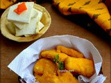 Paneer Pakora recipe/ Paneer bajji recipe/ How to make Paneer Pakora