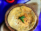 Paneer Paratha Recipe (No Onion No Garlic)