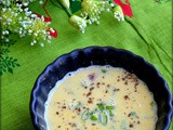 Sweet Corn Soup (No Corn flour)