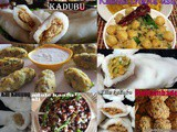Collection of Ganesha Chathurti recipes