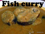 Fish curry using sambar powder recipe