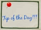 Tip of the Day - 5th Feb. 2014