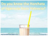 Horchata Valenciana de chufas (Tigernuts milk, Ofio milk ) - Traditional recipe from Valencia (Spain)