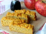Apple & Carrot Cake: Sugar Free recipe