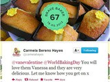Carmela's Lemon Loaves: World Baking Day 2013