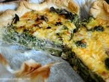 Cheesy Broccoli Quiche