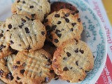 Chocolate Chip Oatmeal Cookies (Sugar Free)