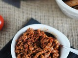 Grilled Bell Pepper Red Pesto