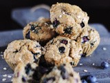 Oatmeal Blueberry Muffins (Sugar and Lactose Free)