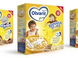 Olvarit Breakfast cereals for toddlers