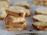 Rich Almond Biscotti (Sugar Free)