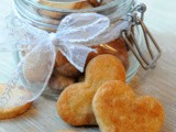 Sugar-Free Vanilla-Butter Cookies #SugarFreeNovember Recipe