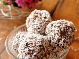 Swedish Chocolate Balls: 'Chokladbollar'