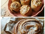 Whole Wheat Mini Cinnamon Buns