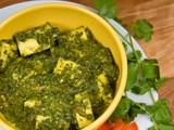 How to Make Saag Paneer