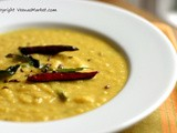 Squash Soup, South Indian Style