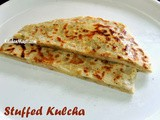 Stuffed Kulcha Recipe