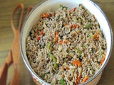 Veg Fried Rice Recipe - Hotel Style