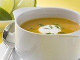 Butternut or Winter Squash Soup