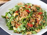 Lentil and Arugula Salad