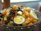 Black Bean Potato Salad