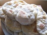 Griddle Pita Bread