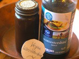 Homemade Vegan Worcestershire Sauce