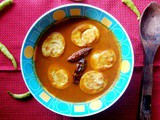 Egg curry|Anda curry|How to make egg curry