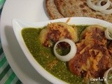 Koftas In Spinach Sauce