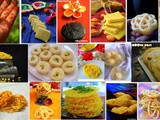 Collection of Diwali Recipes - 2017 / தீபாவளி பலகாரங்கள்