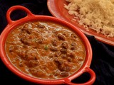 Rajma Masala / Red kidney Beans Curry