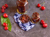 Cherry Thokku | Cherry Pickle